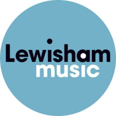 Lewisham Music logo - clients of Celebrating Disability - Disability Awareness in the Workplace
